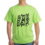 Flag No. 73 Green T-Shirt
