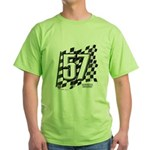 Flag No. 57 Green T-Shirt