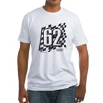 Flag No. 62 Fitted T-Shirt