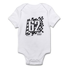 Flag No. 62 Onesie