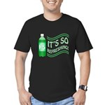 F5 Is So Refreshing Men's Fitted T-Shirt (dark)