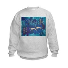 I'll Race You! Sweatshirt
