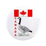 "Canadian Friends- 3.5"" Button (100 pack)"