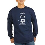 Chalk - The Other White Powder Long Sleeve Dark T-