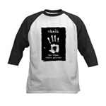 Chalk - The Other White Powder Kids Baseball Jerse