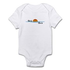 Bora Bora Sunset Infant Bodysuit