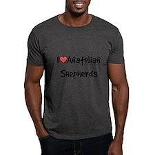 I heart Anatolian Shepherds T-Shirt
