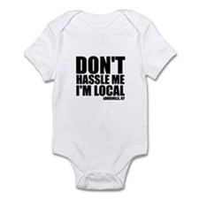 Don't Hassle Me Infant Bodysuit