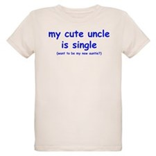 Cute Funny uncle T-Shirt