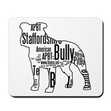 Bully Art - Mousepad