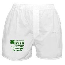 Unique St pattys Boxer Shorts