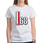 68 Red White Women's T-Shirt