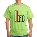 68 Red White Green T-Shirt
