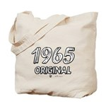 Mustang 1965 Tote Bag