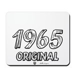 Mustang 1965 Mousepad