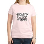 Mustang 1967 Women's Light T-Shirt