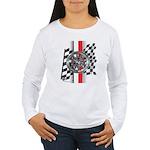 Street Racer MAGG Women's Long Sleeve T-Shirt