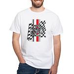 Street Racer MAGG White T-Shirt