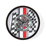 Street Racer MAGG Wall Clock