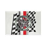 Street Racer MAGG Rectangle Magnet