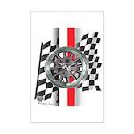 Street Racer MAGG Mini Poster Print