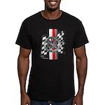 Street Racer MAGG Men's Fitted T-Shirt (dark)