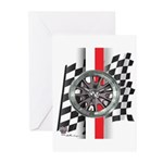 Street Racer MAGG Greeting Cards (Pk of 10)