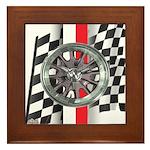 Street Racer MAGG Framed Tile