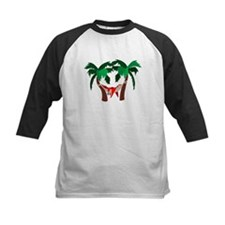 Macaw in Palms Tee