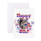 4th of July Greeting Cards (Pk of 20)