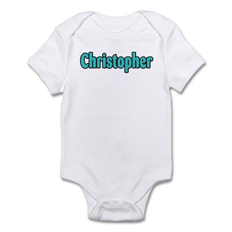 Christopher Infant Bodysuit