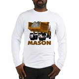 Mason Dumptruck Long Sleeve T-Shirt