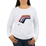 Mustang Horse Women's Long Sleeve T-Shirt