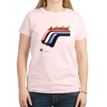Mustang Horse Women's Light T-Shirt