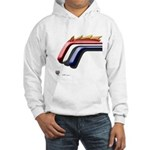 Mustang Horse Hooded Sweatshirt