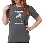 WSM Smoke Day VI Women's Long Sleeve Dark T-Shirt