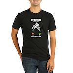 WSM Smoke Day VI Organic Women's T-Shirt (dark)
