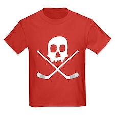 Hockey Skull T