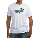 Seabrook Island SC - Surf Design Shirt