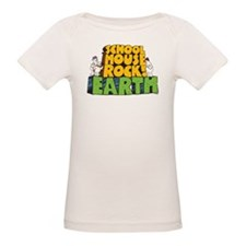Schoolhouse Rock! Earth Organic Baby T-Shirt