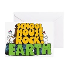 Schoolhouse Rock! Earth Greeting Cards (Pk of 10)