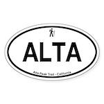 Alta Peak Trail
