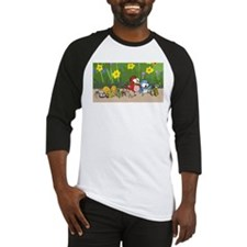 Garden Friends Baseball Jersey