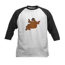 Walrus Kids Baseball Jersey