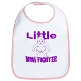 Little MMA Fighter - Bad Baby Bib