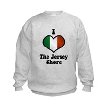 I Love the Jersey Shore Sweatshirt