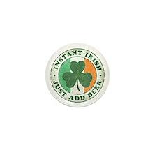 Instant Irish [vintage] Mini Button
