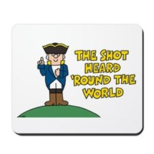The Shot Mousepad