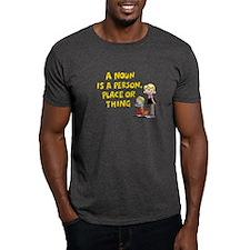 A Noun Dark T-Shirt