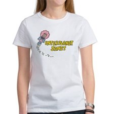 Interplanet Janet Women's T-Shirt